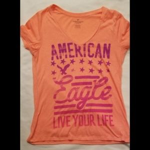 American Eagle Short sleeve tee size L